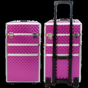 valer68-valise-3-sections-embosee-rose-grosse-35x25x68cm-base-fr