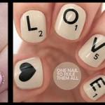 Idées nail art pour la Saint-Valentin
