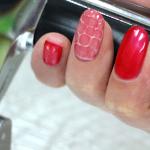 Nouveau produit : un gel effet peau de serpent!