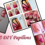 Top 5 des DIY Papillons pour vos ongles