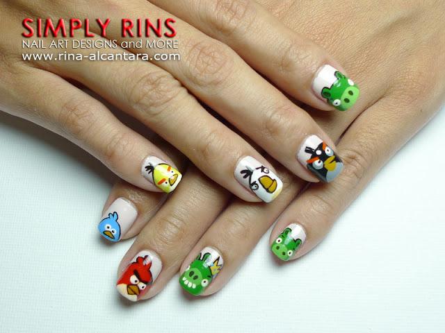 Nail-Art-Angry-Birds-again-rina-alcantara