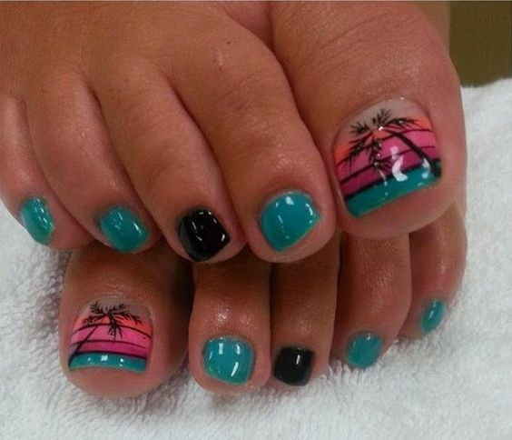 palmier-nailart-pieds