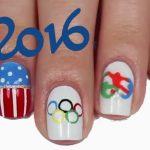 Nail Art pour les JO de Rio