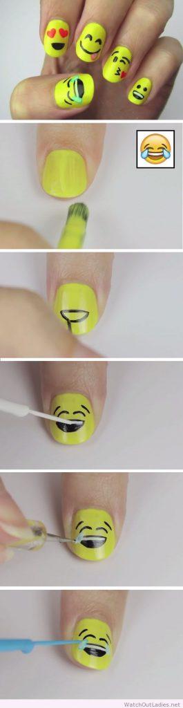 Activit 233 Nail Art Pour La Semaine De Rel 226 Che Gossip Nail