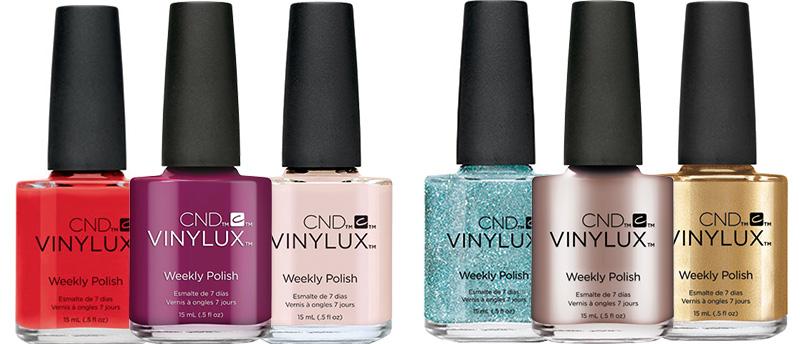 Vinylux nail polish
