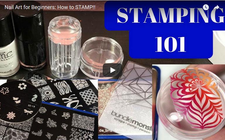 stamping video