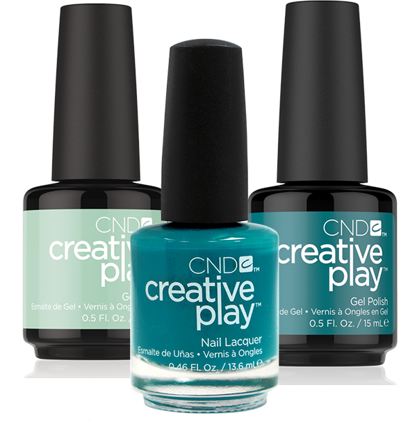vernis gel Black Friday Creative Play