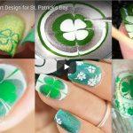 25 idées de nail art pour la Saint Patrick