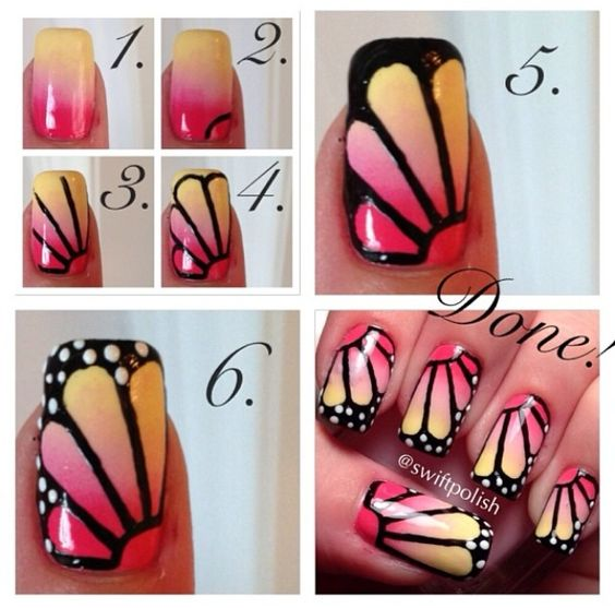 diy-papillon-nail-art-swiftpolish