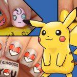 Pokemon Go sur vos ongles !