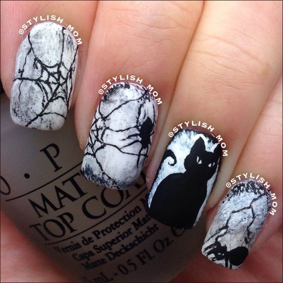 halloween-chat-noir-stylish-mum