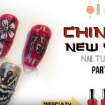 Nail-art Nouvel An Chinois