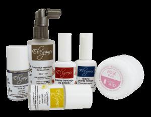 ongles resine kit