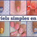 44 tuto de nails art faciles à réaliser !