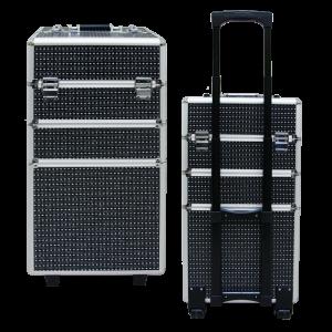 valise esthétique noire