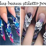 Les 10 plus beaux ongles stiletto